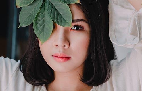 Бесплатное стоковое фото с азиатка, Азиатская девушка, волос, глаз