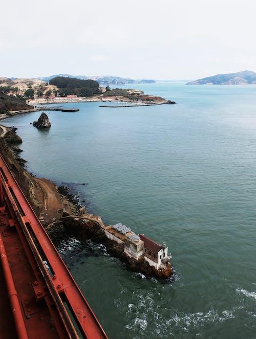 Gratis stockfoto met amerika, baai, Golden Gate Bridge