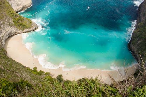 Imagine de stoc gratuită din faleză, golf, plajă