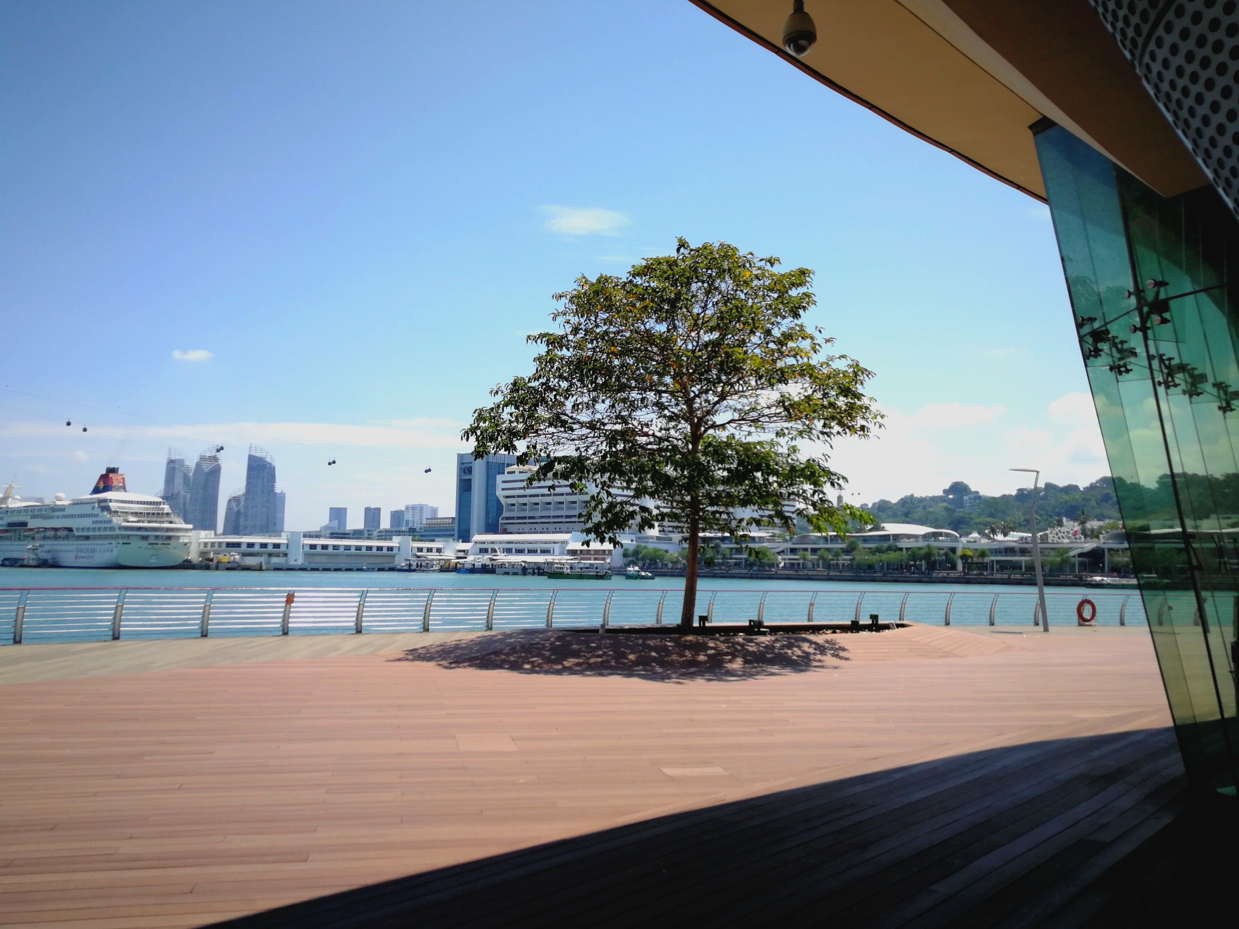 Free stock photo of city, island, ocean, singapore
