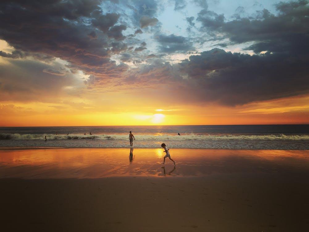 gyllene timmen, hav, havsområde