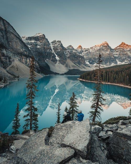 Kostenloses Stock Foto zu berge, berggipfel, draußen, eis