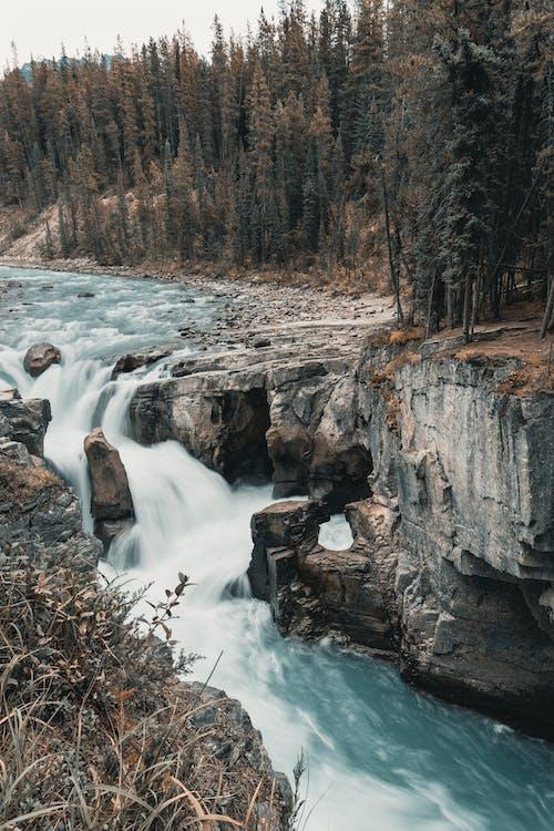 kivet, kosket, luonto