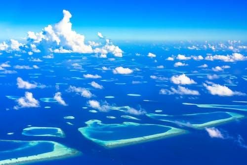 天空, 岸邊, 島嶼, 旅遊 的 免费素材照片