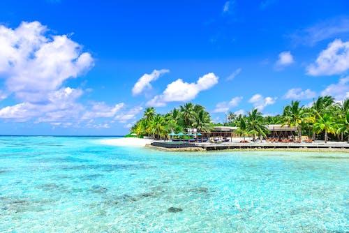 Бесплатное стоковое фото с HD-обои, берег, берег моря, берег океана