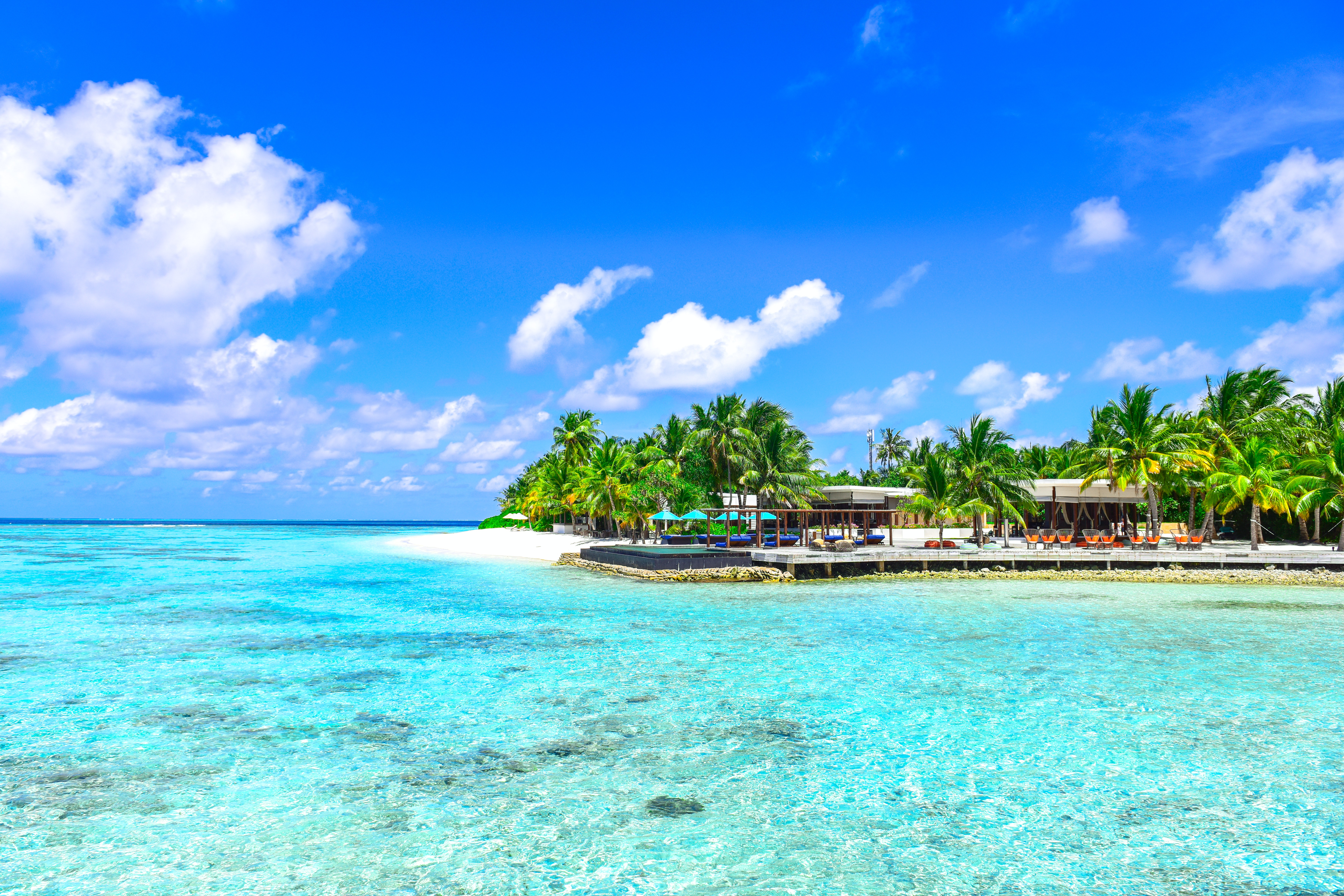 Photo of Seashore During Daytime by Asad Photo Maldives