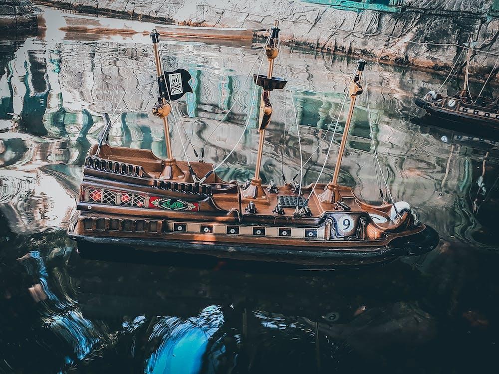 Free stock photo of colortones, emtionallook, miniboat
