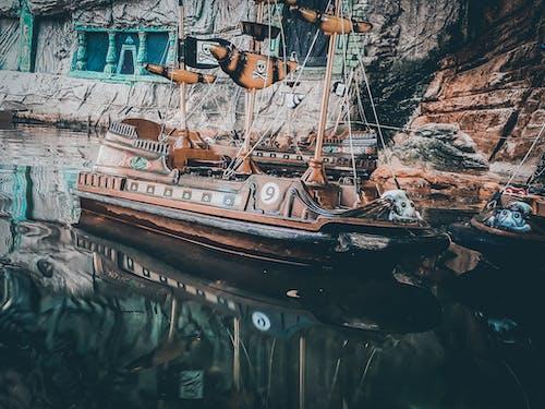 Photos gratuites de cinématique, colortones, émotif, miniboat