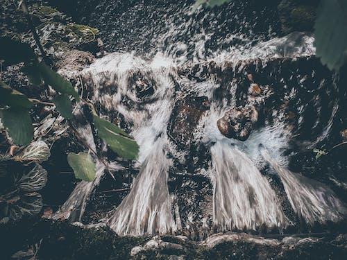 Photos gratuites de cascades, cinématic, colortones, dégradé de couleurs