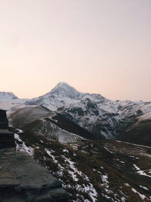 Foto stok gratis alam, di luar rumah, dingin, gunung