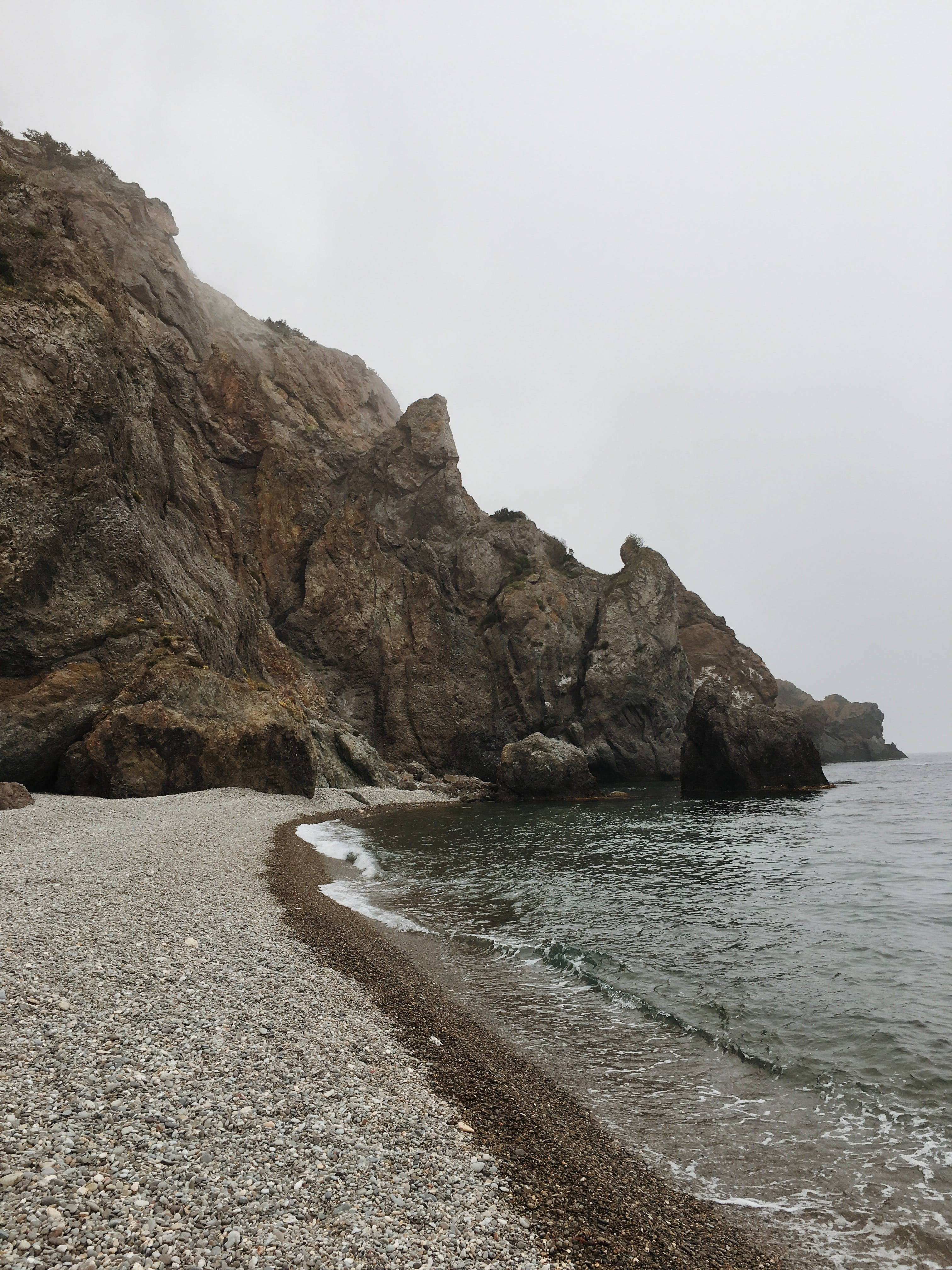 Photo of Rocky Shore