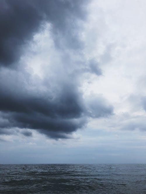 Fotos de stock gratuitas de agua, cielo, escénico, horizonte