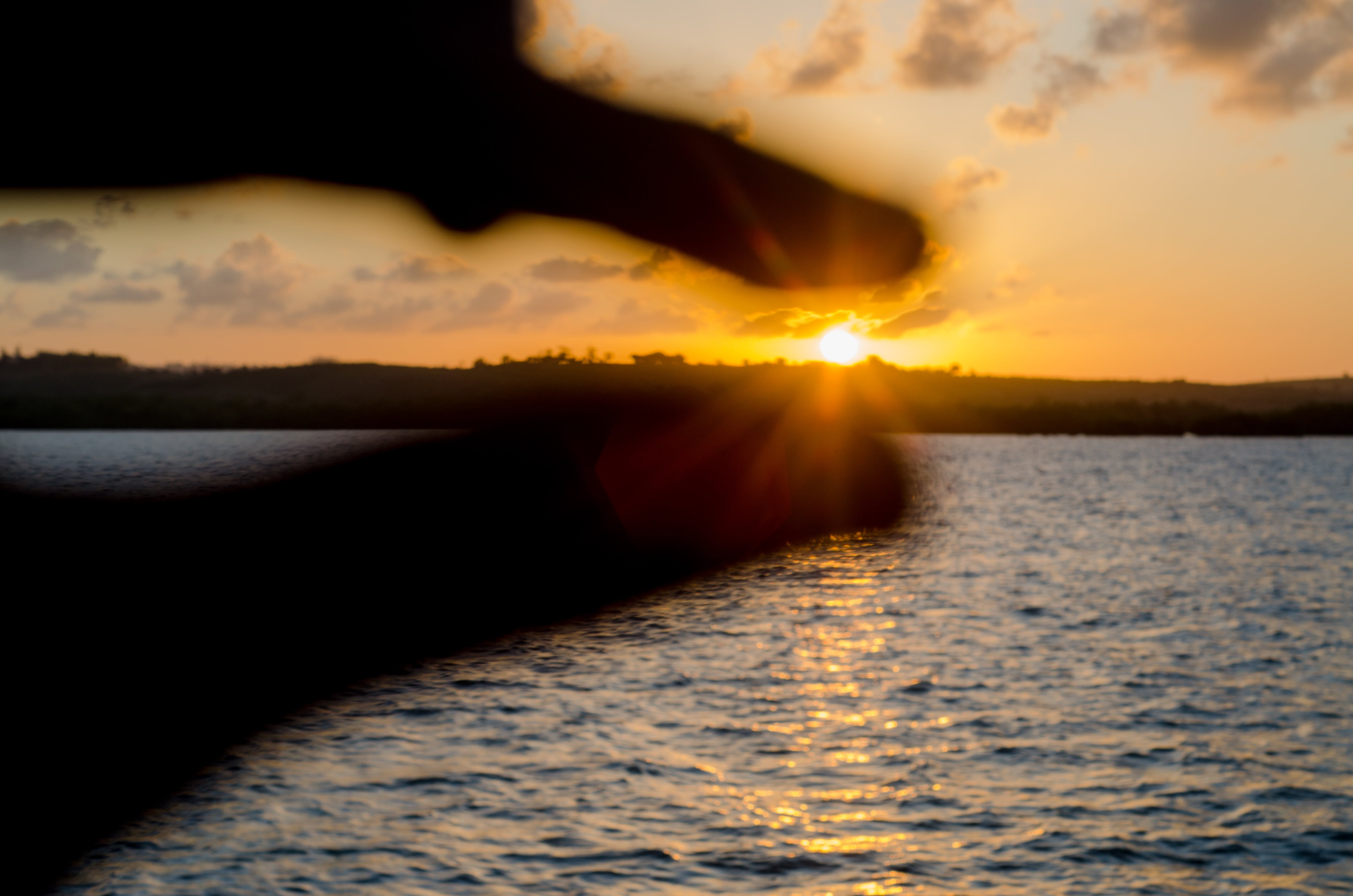 Free stock photo of africa, evening, lake, ocean