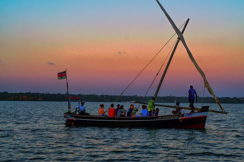 Free stock photo of africa, dhow, Kenya, Mombasa