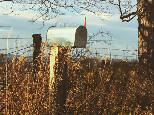 posta kutusu içeren Ücretsiz stok fotoğraf