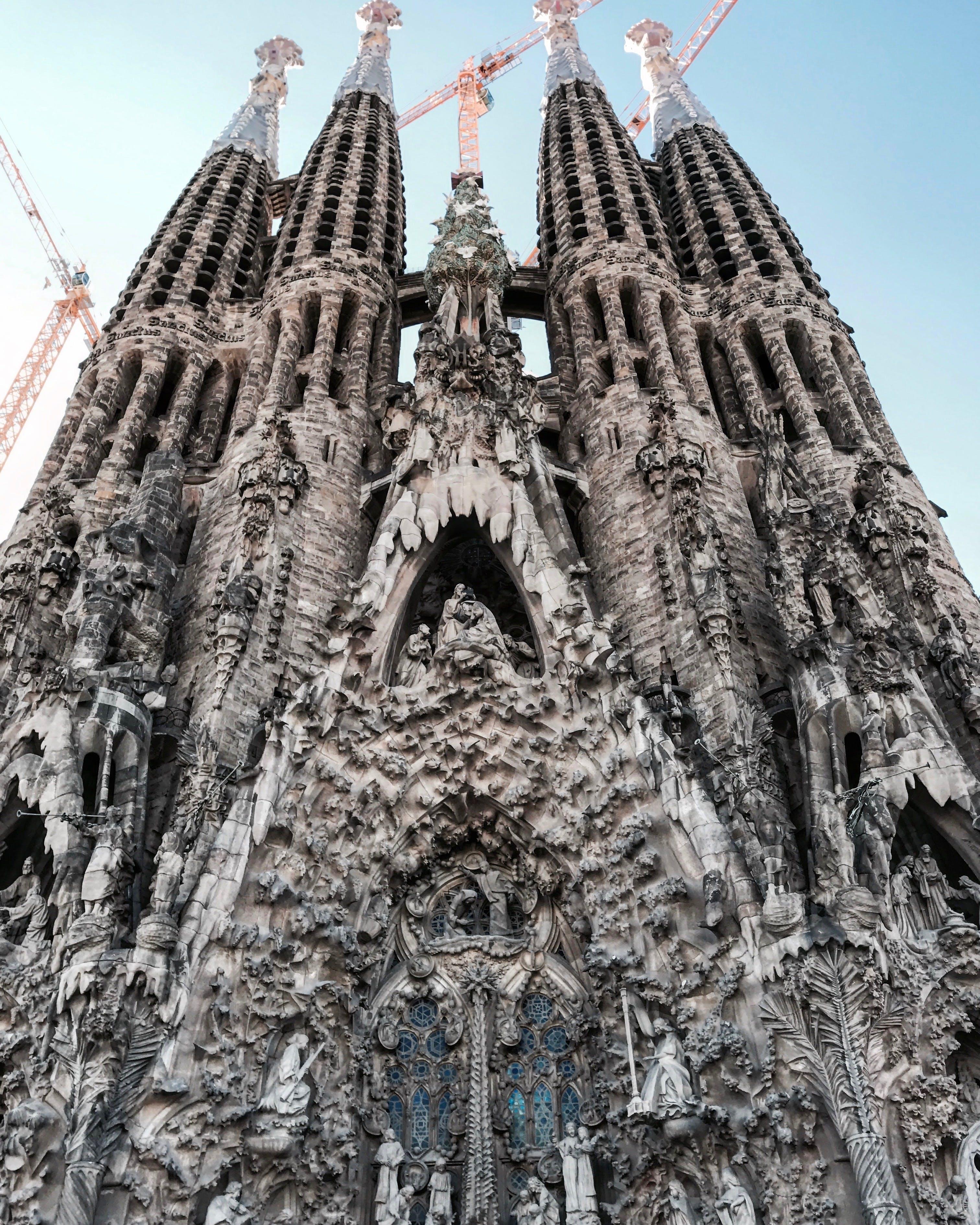 Gratis lagerfoto af arkitektur, berømt, bygning, gammel