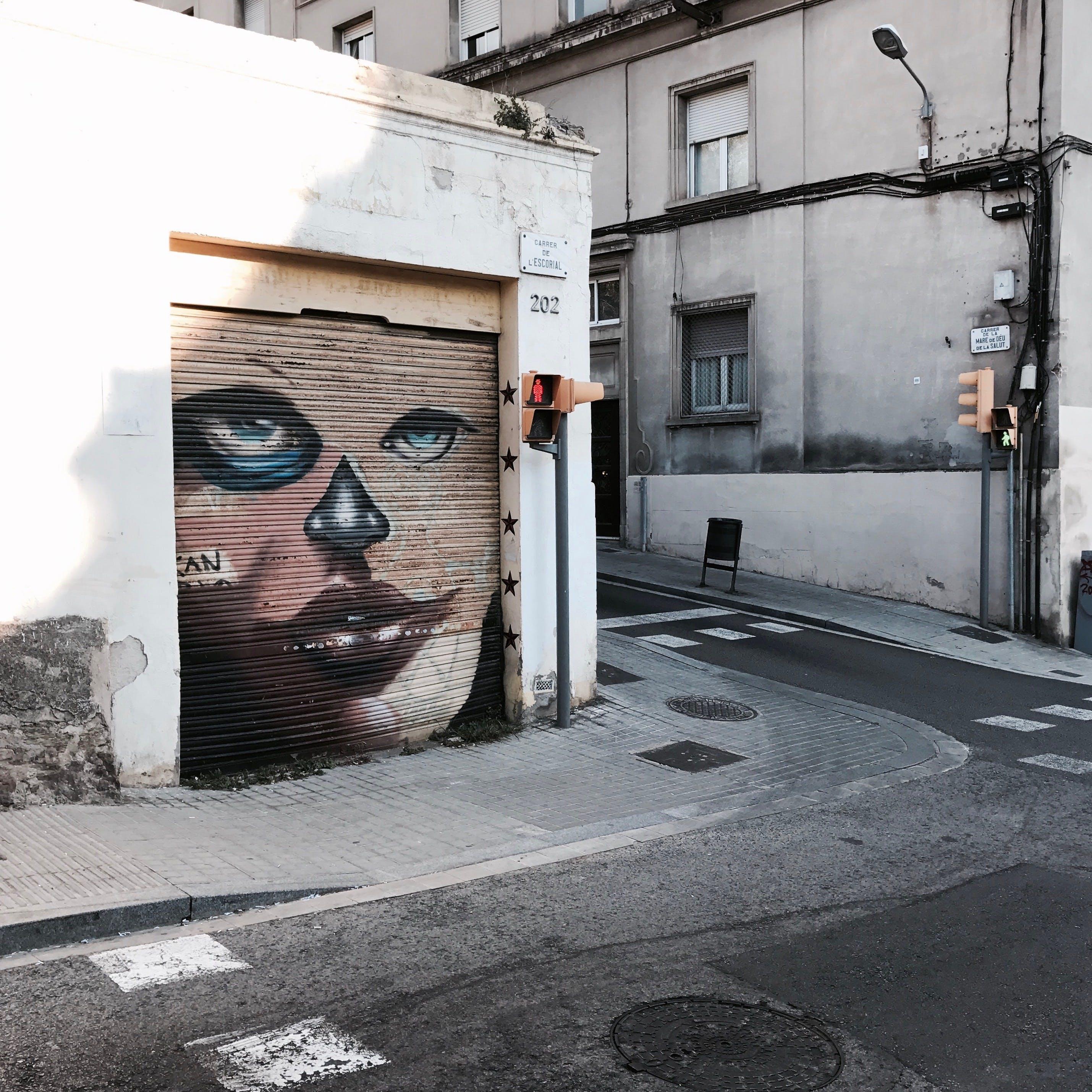 Gratis lagerfoto af Barcelona, kunst