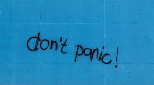 Photos gratuites de anglais, bleu, graffiti, mur