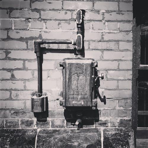 elektrik, sigorta kutusu, tuğla içeren Ücretsiz stok fotoğraf