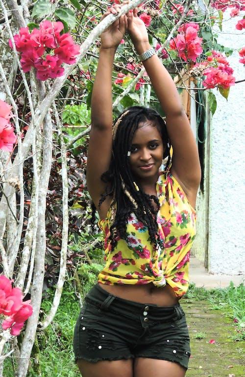 Free stock photo of afrodescendant, beautiful, black, dreadlocks