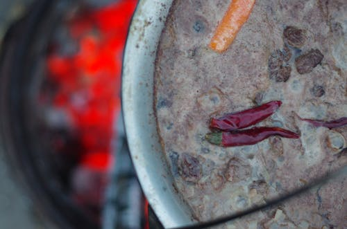 Free stock photo of cook, hungary, open fire, paprika