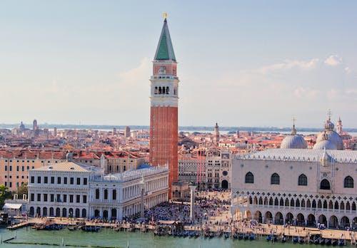 Immagine gratuita di acqua, architettura, canale, centro storico