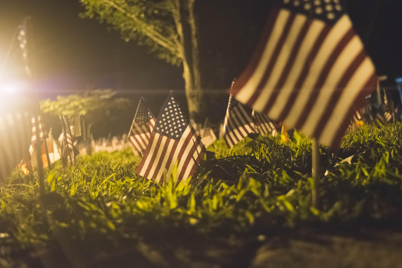 Free stock photo of epic, flag, ground, united states