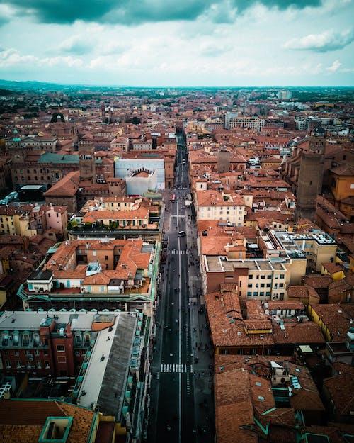 Fotos de stock gratuitas de arquitectura, ciudad, desde arriba, edificios