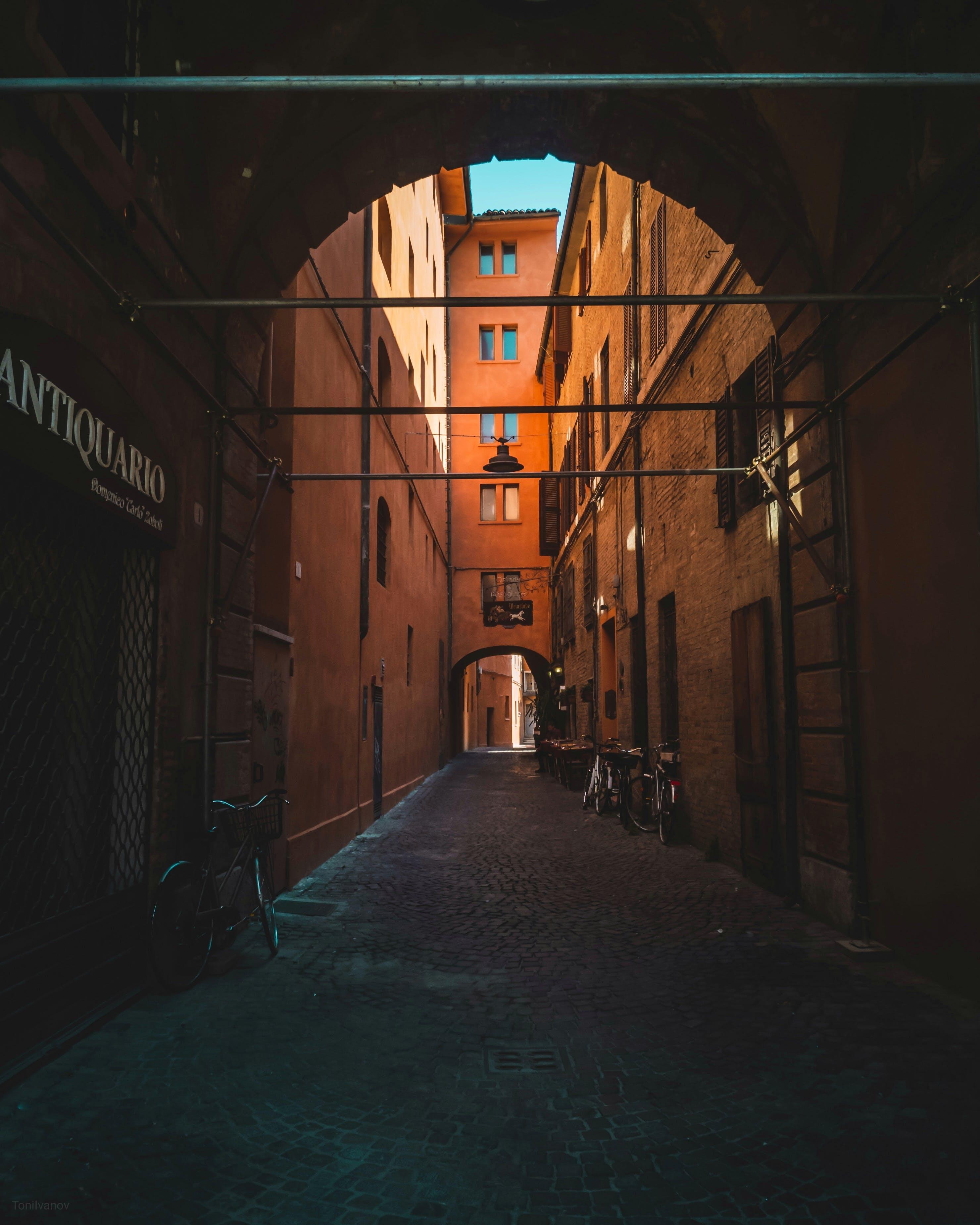 Ingyenes stockfotó építészet, épületek, utca, város témában