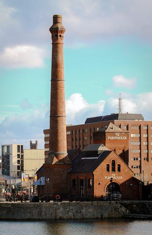 Бесплатное стоковое фото с merseyside, Альберт док, ливерпуль, река мерси