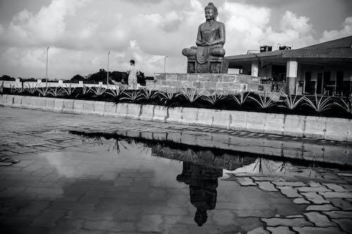 Безкоштовне стокове фото на тему «Будда, Буддизм, буддисти, відображення»