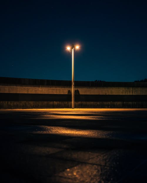 Street Light during Nighttime