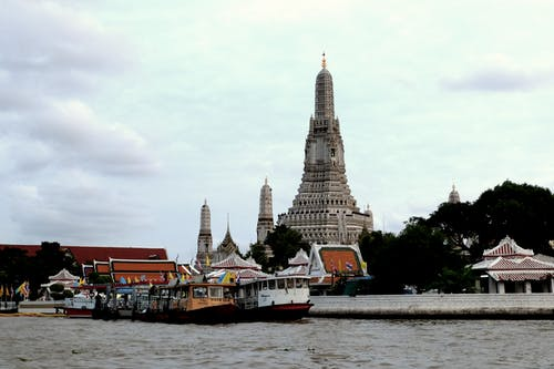 Free stock photo of Bangkok, chao phraya, cruise, dawn