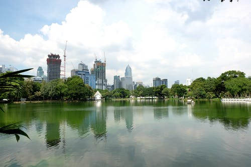 Free stock photo of Bangkok, buildings, city, park