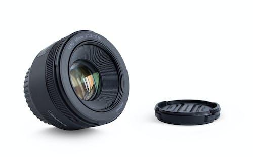 Free stock photo of 50mm lens, camera lens, dslr camera lens