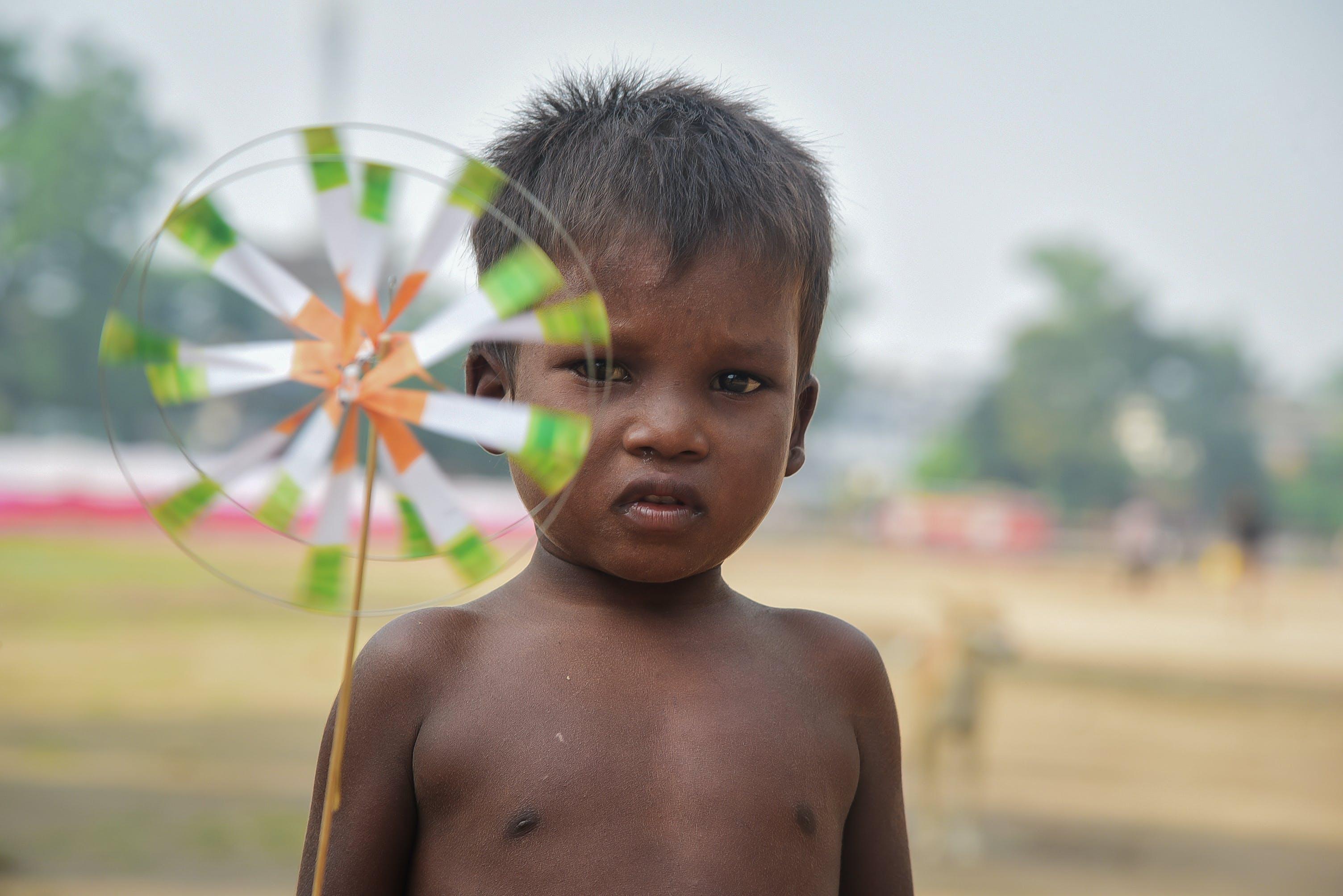 Free stock photo of asian child, bihar, candid, child