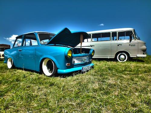 HDR, 汽車, 老舊物品 的 免費圖庫相片