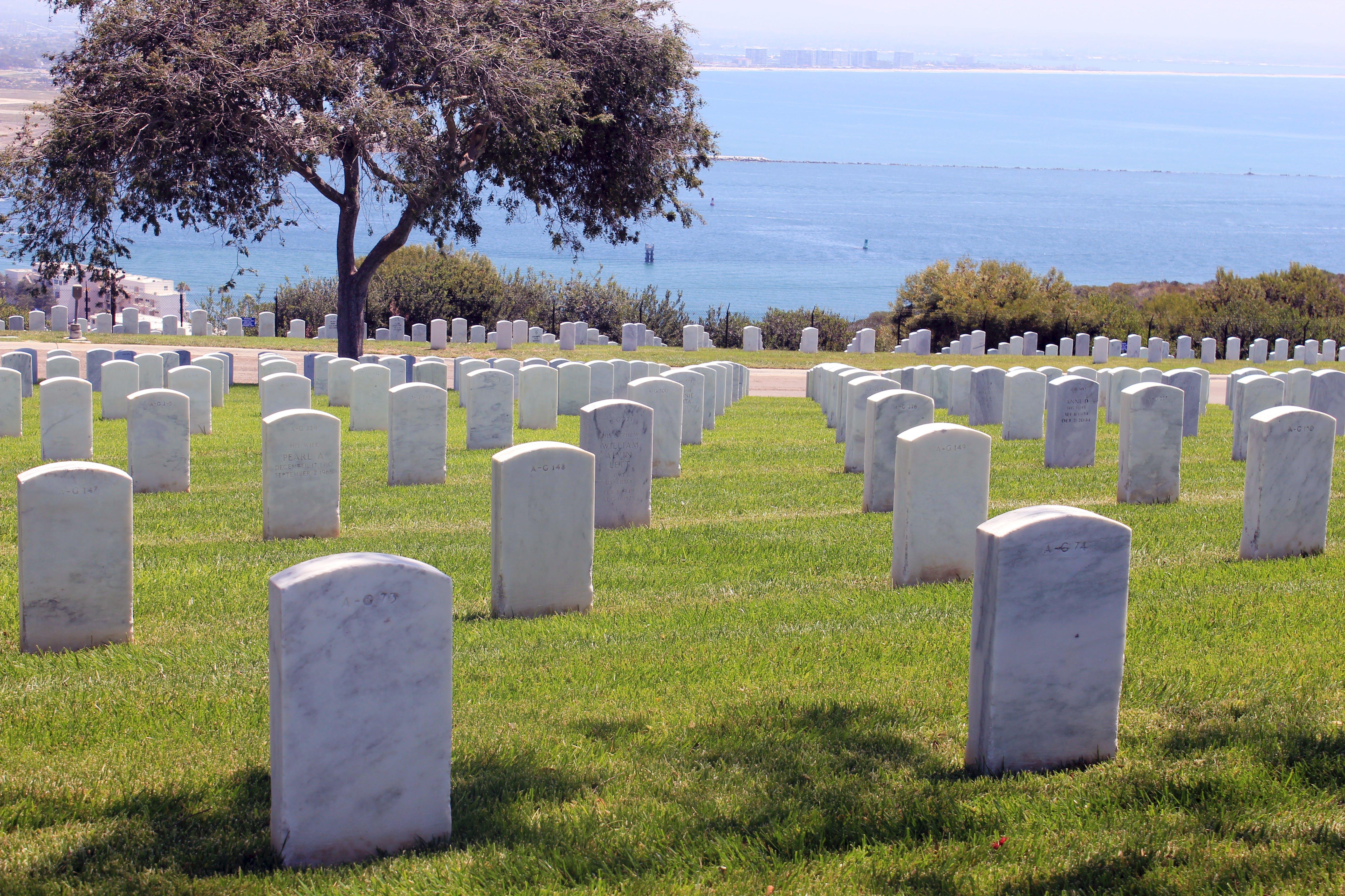 Free stock photo of cemetery