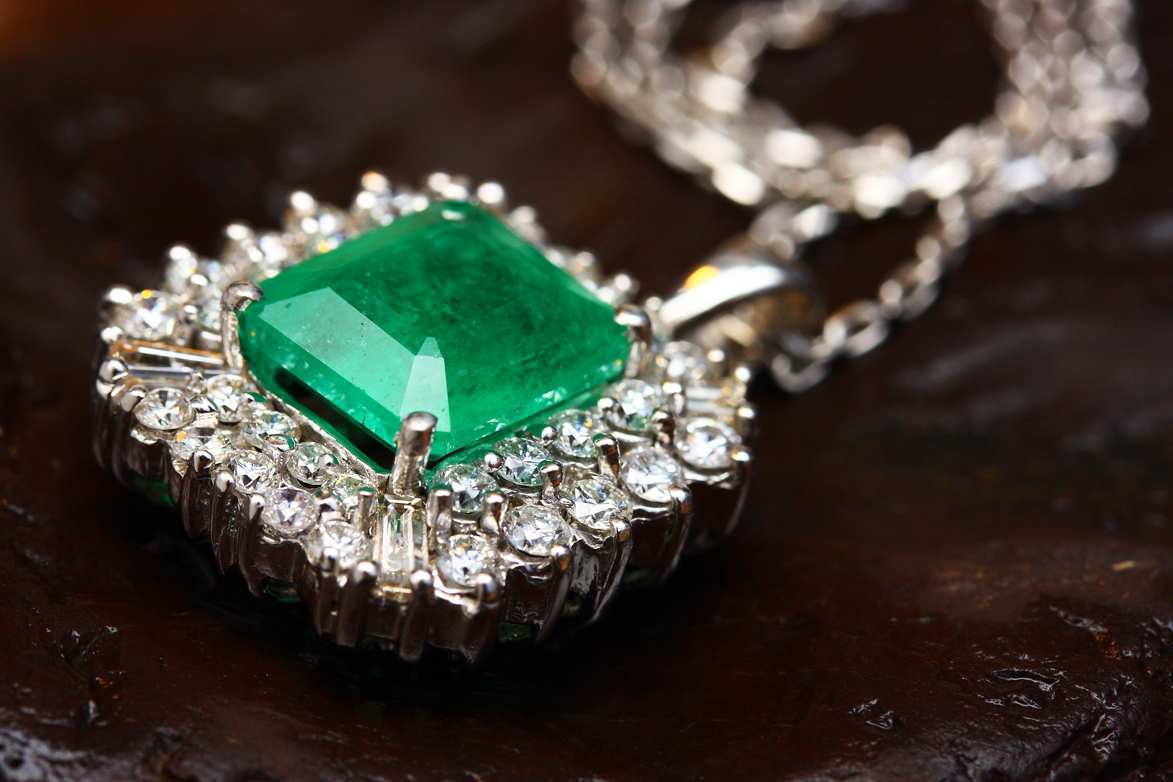 close-up, diamanter, dyr