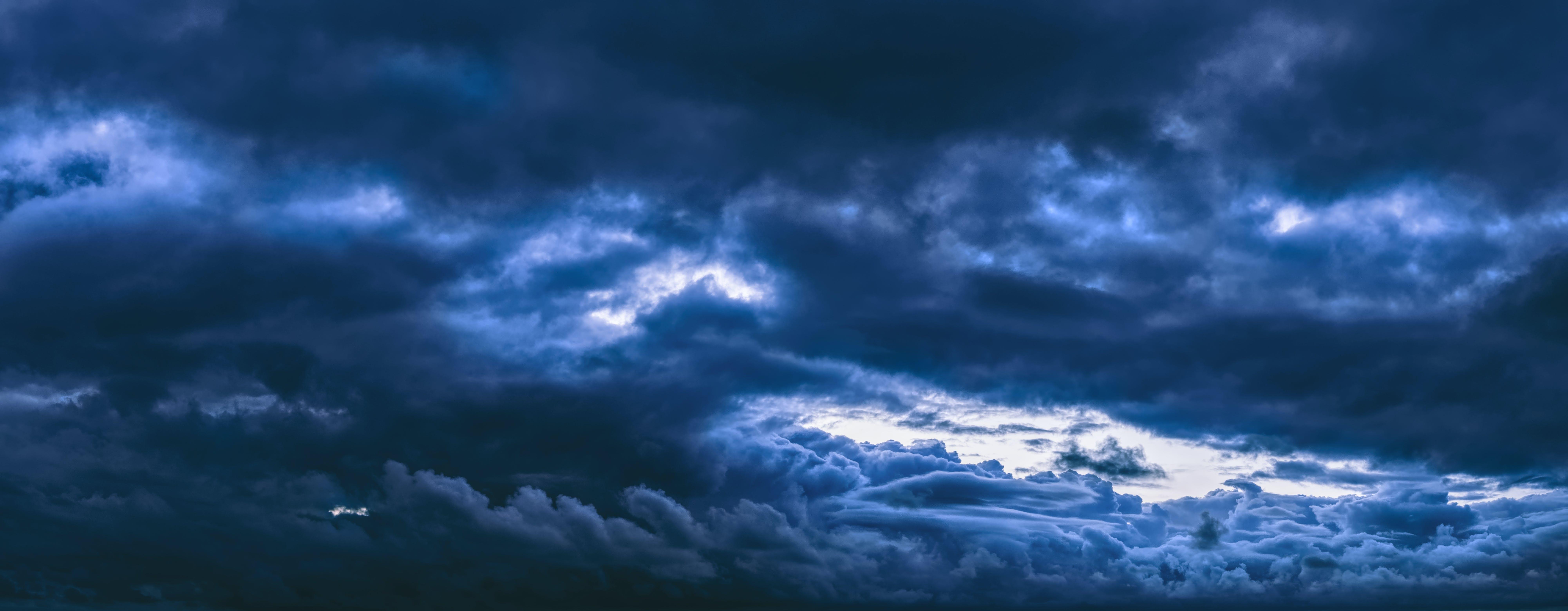 Photo of Nimbus Clouds