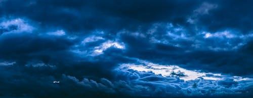 Photos gratuites de atmosphère, avion, ciel, couleurs