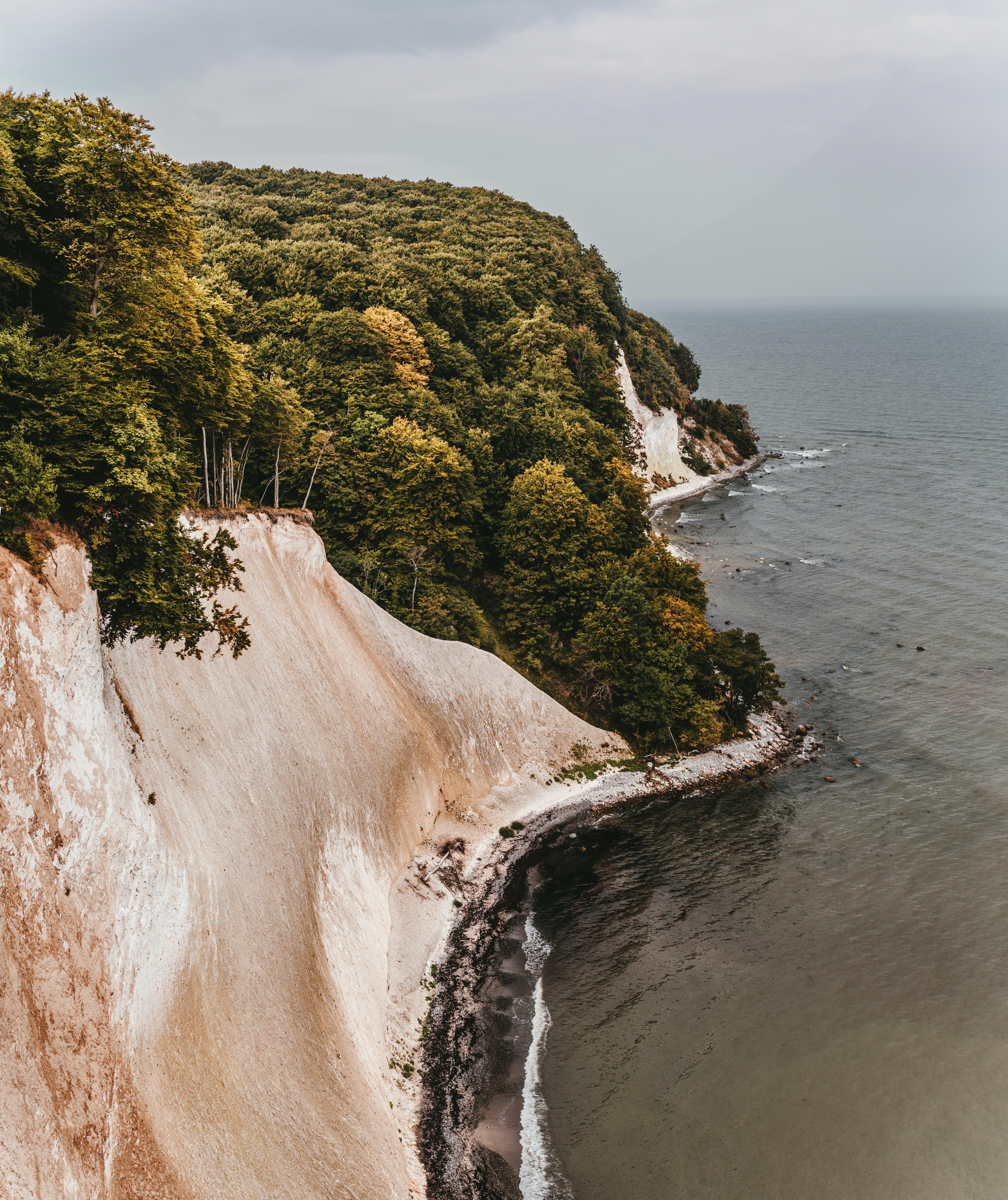 Photo of Island Near Body of Water