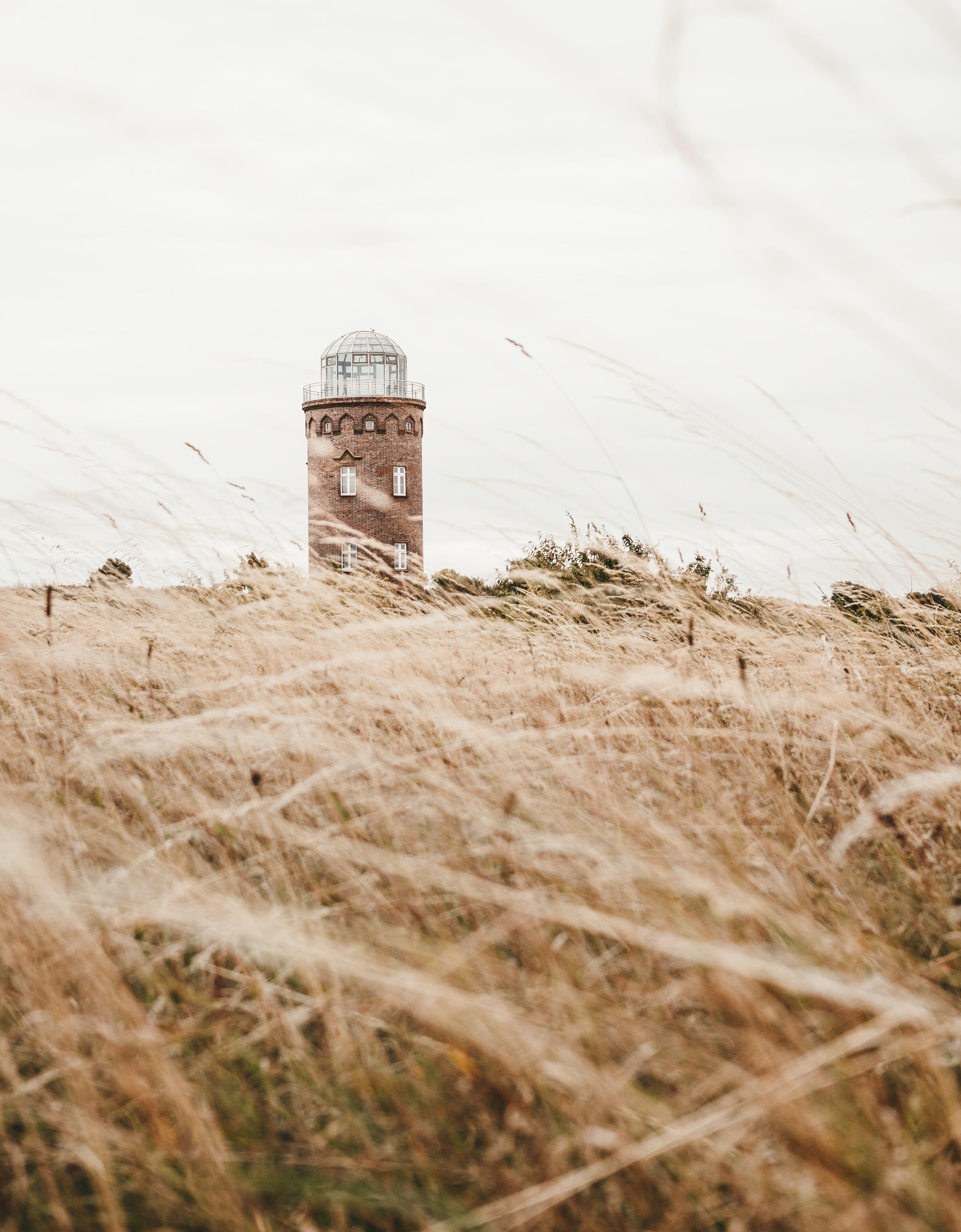 Shallow Focus Photography of Lighthouse