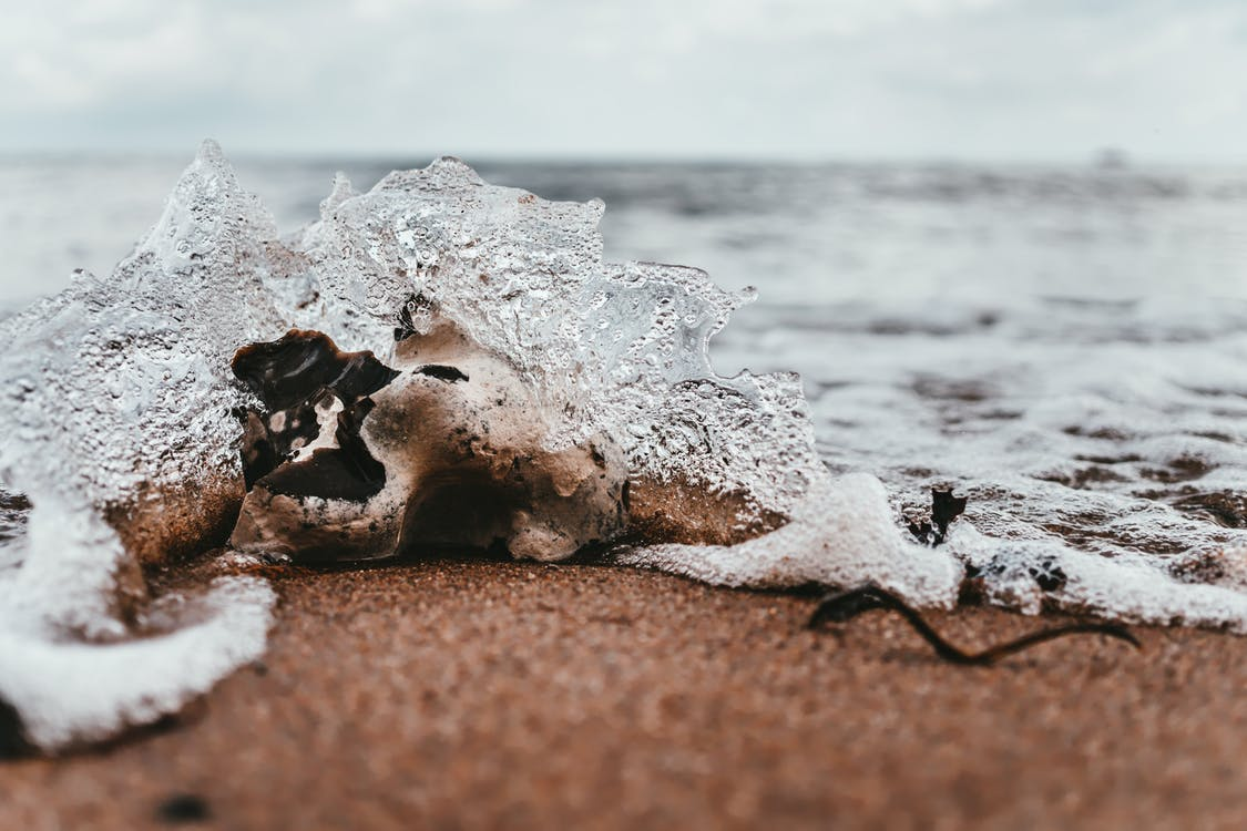agua, arena, cielo