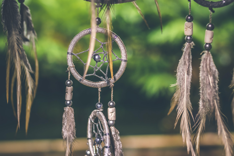 Fotos de stock gratuitas de artesanía, atrapasueños, colgando, colores