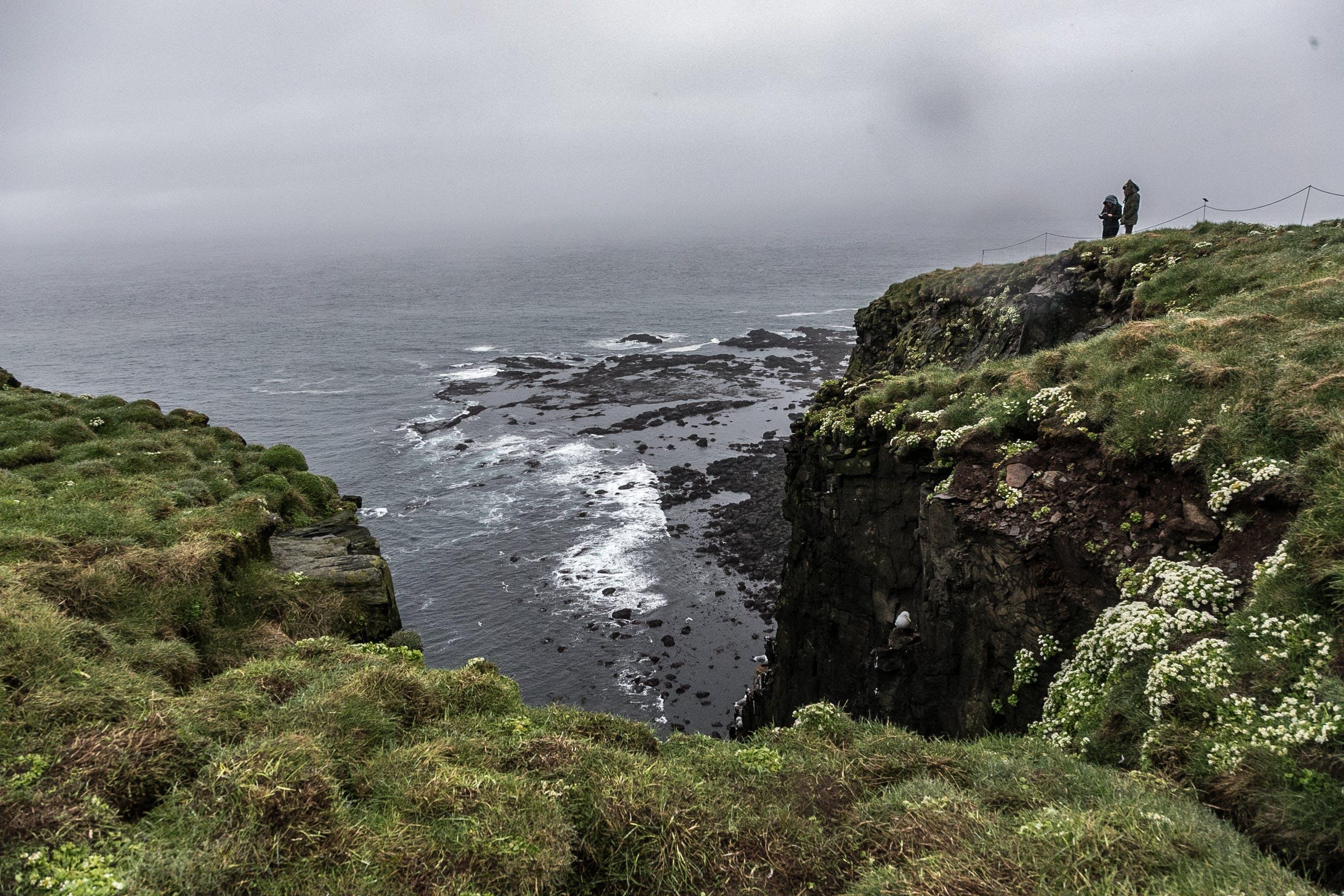 Kostenloses Stock Foto zu berge, felsen, felsenküste, felswand
