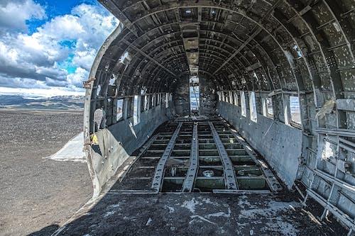 交通機関, 廃墟, 日光, 環境の無料の写真素材