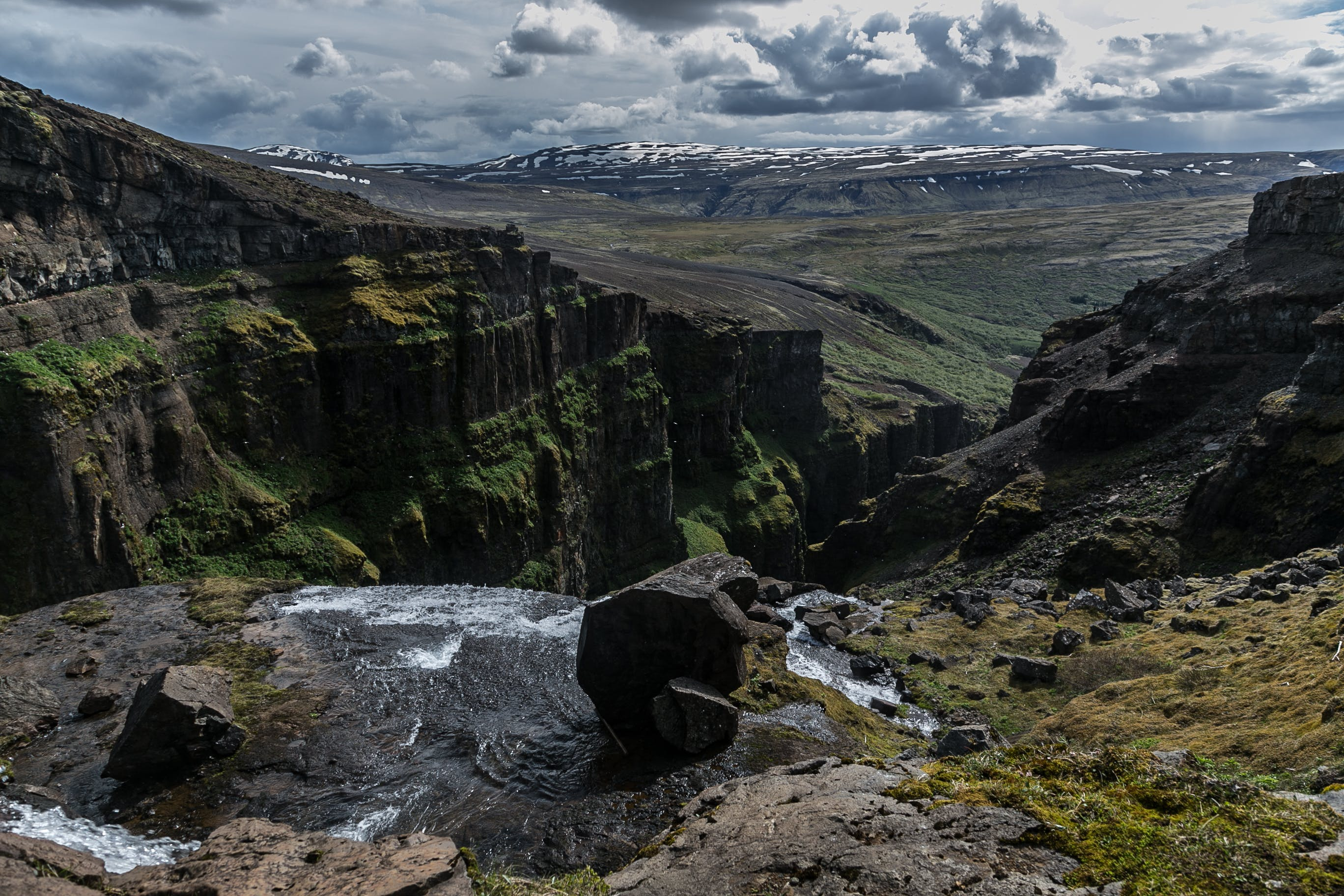 Landscape Photography of Valley