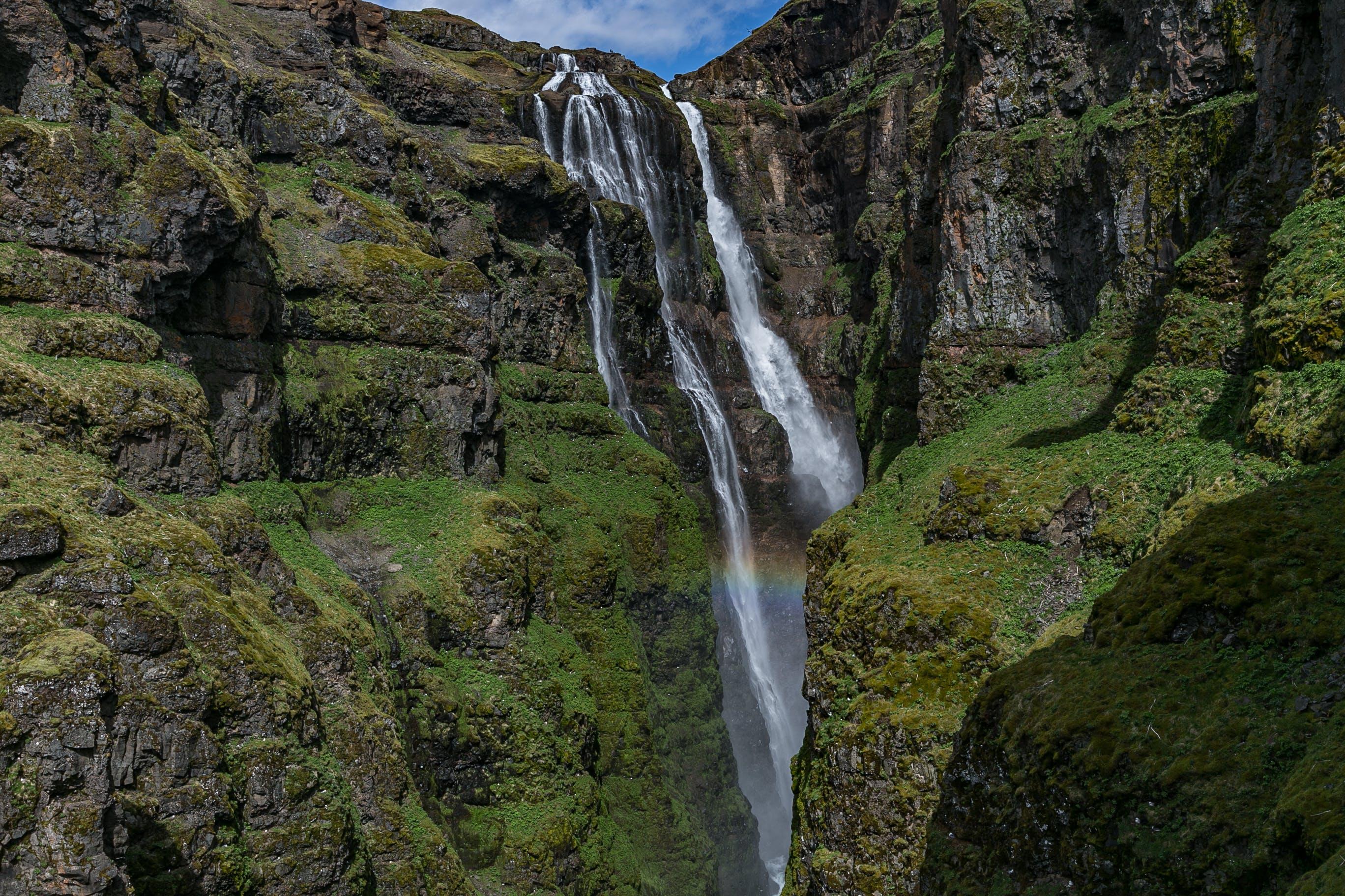 Δωρεάν στοκ φωτογραφιών με βουνό, βράχια, βρύο, γρασίδι