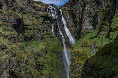 Photos gratuites de automne, aventure, cailloux, cascades